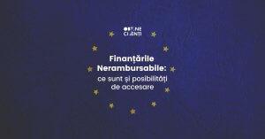 fonduri europene nerambursabile si steagul europei